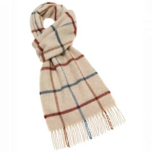 Lincoln Scarf – Beige