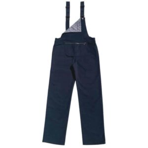 Limited Edition Navy Overalls with Liberty Print