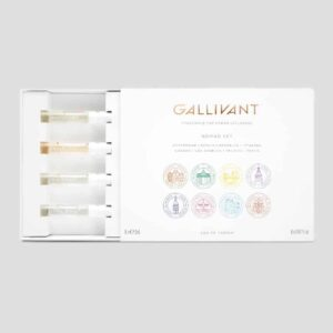 Nomad selection Galliavnt selection of british made scents and perfumes
