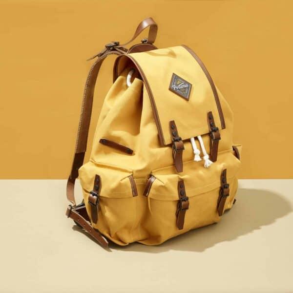 Portamus rucksack, luxury walking backpack