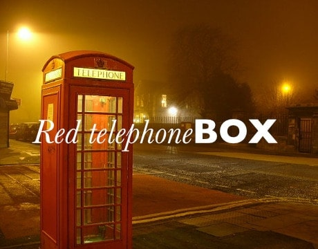 Red telephone box 460x360 - Home