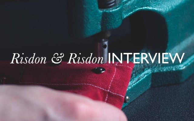 Rsidon and risdon interview
