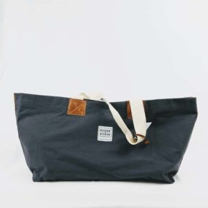 Heritage Grey Market Bag