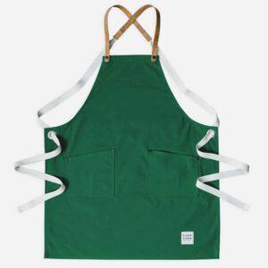 Risdon green canvas cork apron 1 300x300 - New