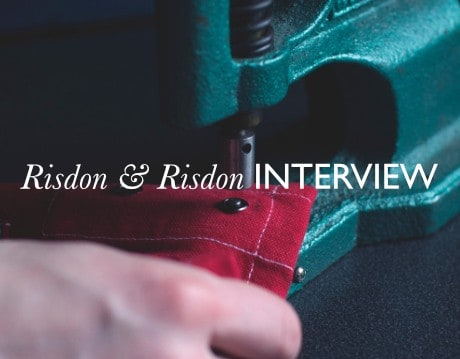 Risdon home page interview - Home