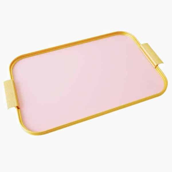 Rose Pink S18 Tray