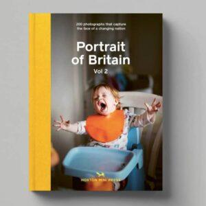 Hoxton mini press portrait of Britain volume 2 photo book of british portraiture