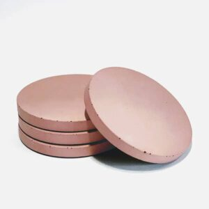 Handcrafted Concrete Coasters