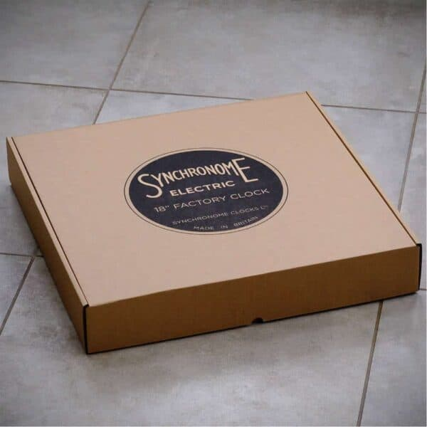 Synchonome clocks box