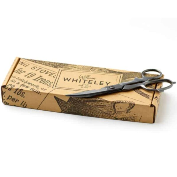 WHITELEY EXPEDITION SCISSORS with box