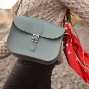 Stormy Sea Full Pint Satchel