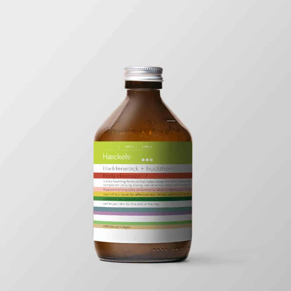 haeckels body cleanser west