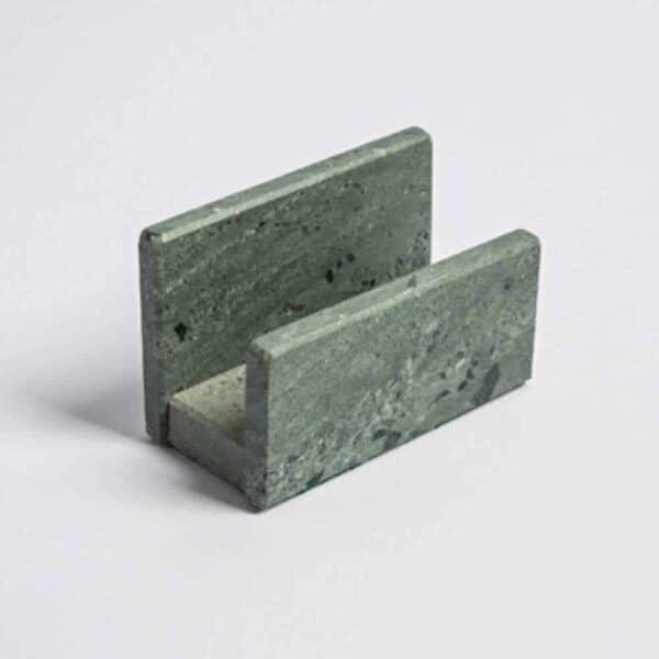 oblong letter holder, coniston stonecrafts office letter holder, classic letter holder