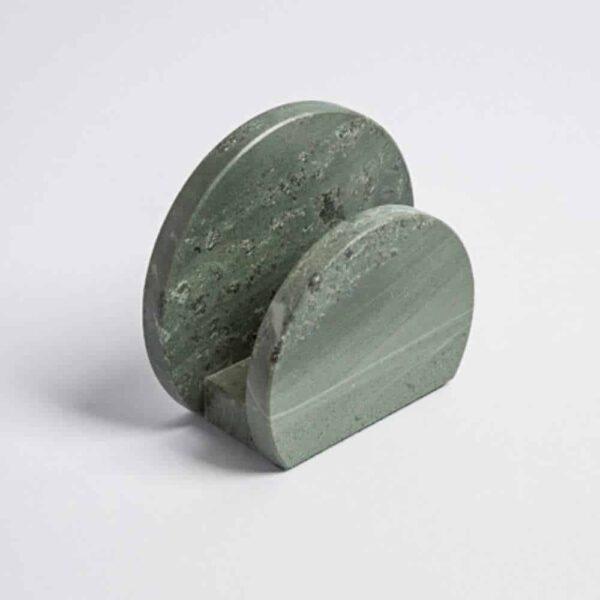 round letter holder coniston stonecrafts, classic round letter holder