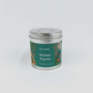 Scented Tin Candle Collection | Winter Thyme
